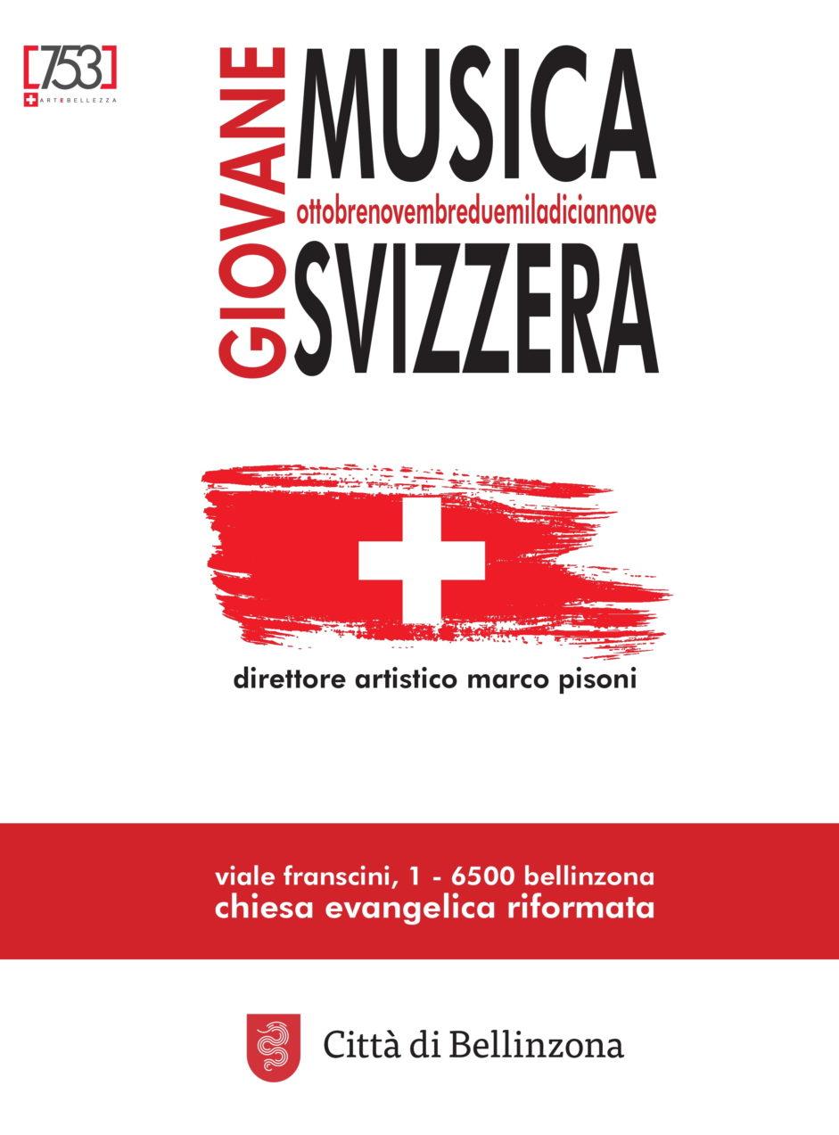 GIOVANE MUSICA SVIZZERA 2019